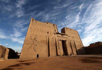 voyage egypte croisiere sur le nil temple edfou